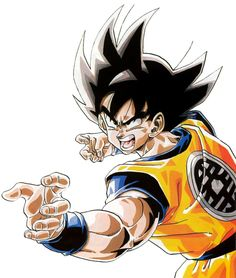 Goku  Akira Toriyama