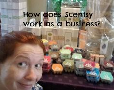 You are thinking about a home based business that will fit around everything else in your life. This is a very honest window into what you can expect from a home based candle business with Scentsy.