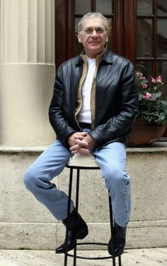 director Sydney Pollack cca 2006