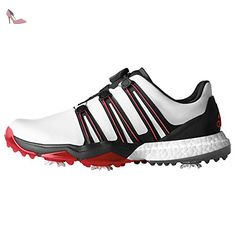 sale retailer 1c824 d9ed2 Adidas Powerband Boa Boost WD, Chaussures de golf homme, Powerband Boa  Boost Wd,