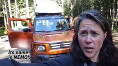 Honda Element camper conversion: Nemo