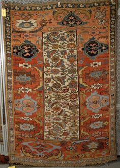 Persian Kurdish Bidjar rug, 1900