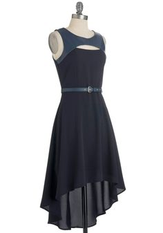 Saying Hi Low Dress