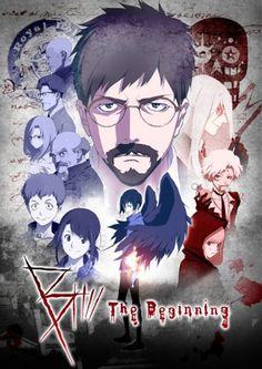انمي بي: البداية الحلقة 12 والاخيرة | B: The Beginning تحميل ومشاهدة مباشرة B The Beginning anime
