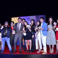 Star Studded Music Launch of 'Uvaa'  Mumbai: It was an evening when music and romance was filled in the air as Dhanraj Films Pvt Ltd. unveiled the music and the first look of their much awaited film 'Uvaa'. Film stars #SangramSingh along with The Chief Guest Censor Board Chief Mr. Pahlaj Nihalani, Ace Film Producer Firoz Nadiadwala & Politician Shri Prakash Mehra with other casts of 'Uvaa' were present at the event and even interacted with the media about the film and their role.