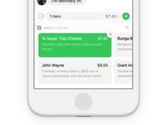 Food Order shared via https://chrome.google.com/webstore/detail/design-hunt/ilfjbjodkleebapojmdfeegaccmcjmkd?ref=pinterest