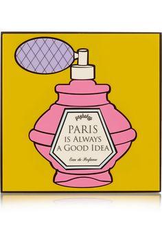 Finds + Yazbukey Le Perfume Plexiglas® clutch(=)
