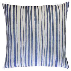 Found it at AllModern - Batik Stripe Throw Pillow
