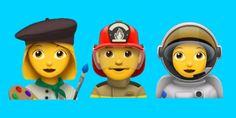 Apple busca incluir emojis con cinco profesiones nuevas - http://www.entuespacio.com/apple-busca-incluir-emojis-con-cinco-profesiones-nuevas/ - #Apple, #Applemania, #Emojis, #IOS10, #IPhone, #Noticias, #Tecnología