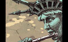 Im Rückblick auf die Angebote der Vereinigten Staaten zum Jahresende 2015 komme ich zu dem Schluss, dass wir ein Mörderstaat sind, im Inland wie im Ausland. Der Teilbereich unserer Gesellschaft, de…