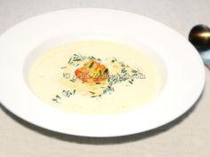 Re?et? Supa-crema de porumb cu creveti, de AtoZ - Petitchef