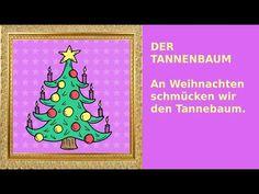 Weihnachten: 24 Sätze auf Deutsch - German for children + beginners: chr...