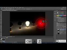 How to Create a Light Bulb in Autodesk Maya - YouTube