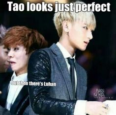 & then there's Luhan