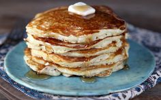 The best thing about weekend mornings is that I have time to make things like omelettes, waffles and pancakes for my family. They appreciate it, and they absolutely love it. Putting good breakfast on the tablemakes me feel like the best mom in the world! TheseLOFTY BUTTERMILK PANCAKES are among the best buttermilk pancakes I've [...]