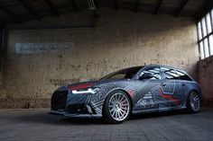 Audi A6 Rs, Audi Rs6, Megane Rs, Porsche 911 Rsr, Camo Designs, Car In The World, Car Painting, Car Wrap, Cars And Motorcycles