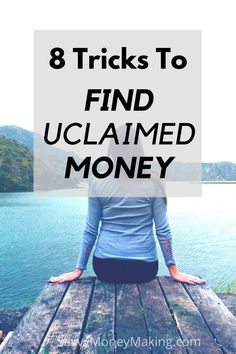 8 Simple tricks to find unclaimed money and properties at banks and other institutions. #moneytips #finance #unclaimedmoney