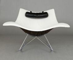 Innovative Rocking Chair - Design Thomas Pedersen