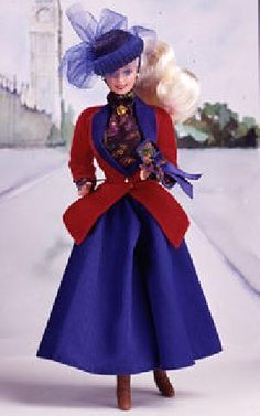 1992 English Barbie® | Barbie Dolls of the World Collection *DOLLS OF THE WORLD