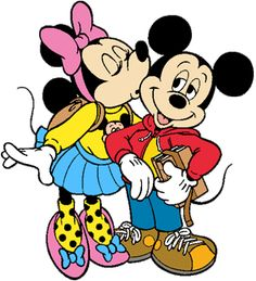 mickey minnie pictures | Mickey e Minnie imagens para decoupage e artes