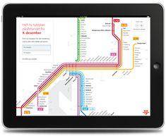 National Railways timetable by Unfold, via Behance National Railways, Delhi Metro, Web Application, Ui Design, Bar Chart, Behance, Apps, Bar Graphs, App