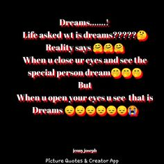 Reality of life 😉 Quote Creator, The Creator, Jenny Joseph, Reality Of Life, Special Person, Picture Quotes, Sayings, Lyrics, Special People