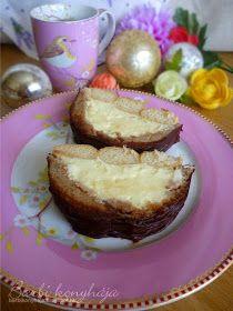 Barbi konyhája: Gesztenyés alagút, sütés nélkül Baked Potato, Bacon, Muffin, Breakfast, Ethnic Recipes, Food, Morning Coffee, Essen, Muffins