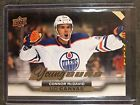 2015-16 CONNOR MCDAVID UD UPPER DECK YOUNG GUNS CANVAS ROOKIE