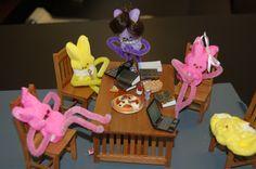 Peep Show: Who Knew Marshmallow Easter Chicks Got Around