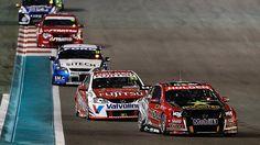 Drive a supercar on the track. V8 Cars, Race Cars, Cool Supercars, Australian V8 Supercars, The Great Race, Racing Team, Love Car, Formula 1, Rally