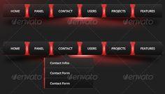 BT UI Navigation Bar