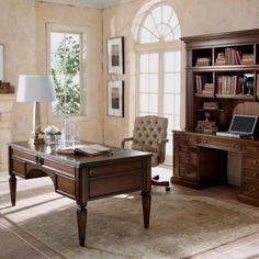 ethanallen.com - collectors classics leather top buckley desk | ethan allen | furniture | interior design