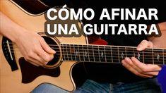 Cómo afinar una guitarra Perfectamente ( método recomendado )
