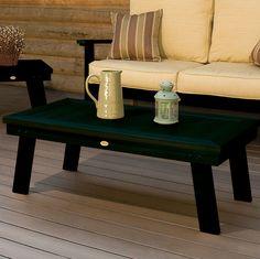highwood® Pocono Deep Seating conversation table