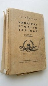 Johan Ludvig Runeberg : Vänrikki Stoolin tarinat : kokoelma runoja