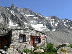 Cabane de la Tsa Points, Mount Everest, Mountains, Nature, Travel, Cabins, Ride Or Die, Switzerland, Landscapes