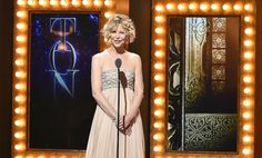 During last night's Tony Awards, Meg Ryan introduced the cast of She Loves Me, the Broadway musical that inspired her 1998 film…