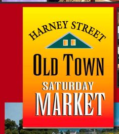 Old Town Saturday Artisans Market --- with live music, every Saturday 9am-4pm
