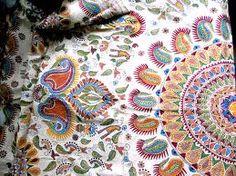 вышивка кантха - Поиск в Google