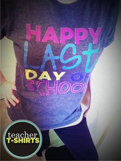Teacher T-Shirts- I need this!