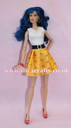 handmade jem doll clothes fashions by cazjar