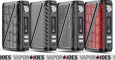 Vapor Joes - Daily Vaping Deals: SEXY AND CHEAP: THE WARLOCK 213W BOX MOD - $38.99 ...