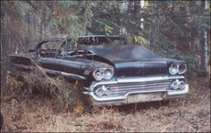 Old Cars in Barns   Hey, I hit the cars in barns jackpot today. Found all these in about 1 ...