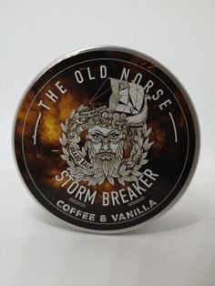 Review of The Old Norse Storm Breaker Beard Balm  #beard #beards #bearded #beardbalm #beardbalms #balm #balms #coffee #review #reviews #productreview Beard Soap, Beard Shampoo, Beard Balm, Beard Butter, Coffee Review, Mustache Wax, Unrefined Shea Butter, Apricot Oil, Old Norse