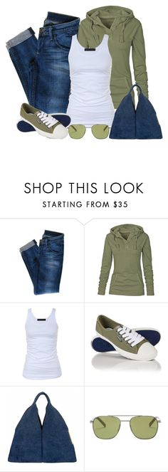 """Untitled #1353"" by gallant81 ❤ liked on Polyvore featuring Hudson Jeans, Fat Face, Tusnelda Bloch, Superdry and Harley-Davidson"