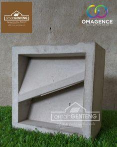 Serena Williams Body, Breeze Block Wall, Concrete Block Walls, Brick Architecture, Facade House, Diy Wall, Diy Furniture, House Design, Frame