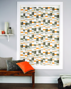 Luxury Blinds for modern and classical home styling. Interior design with a trend-led focus. Fabric Blinds, Blinds For Windows, Roller Blinds, Patio Doors, Large Windows, Pattern Mixing, Interior Design, Luxury, House Styles