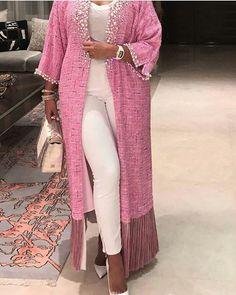 Arab Swag | Nuriyah O. Martinez | amazing abaya by @wadoudi
