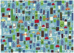 Fabric - with a pattern I can't resist it! I am a fabric magpie!