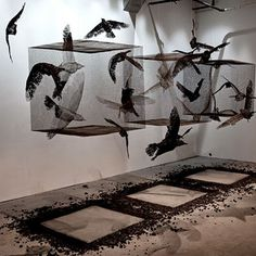 Installation Edoardo Tresoldi